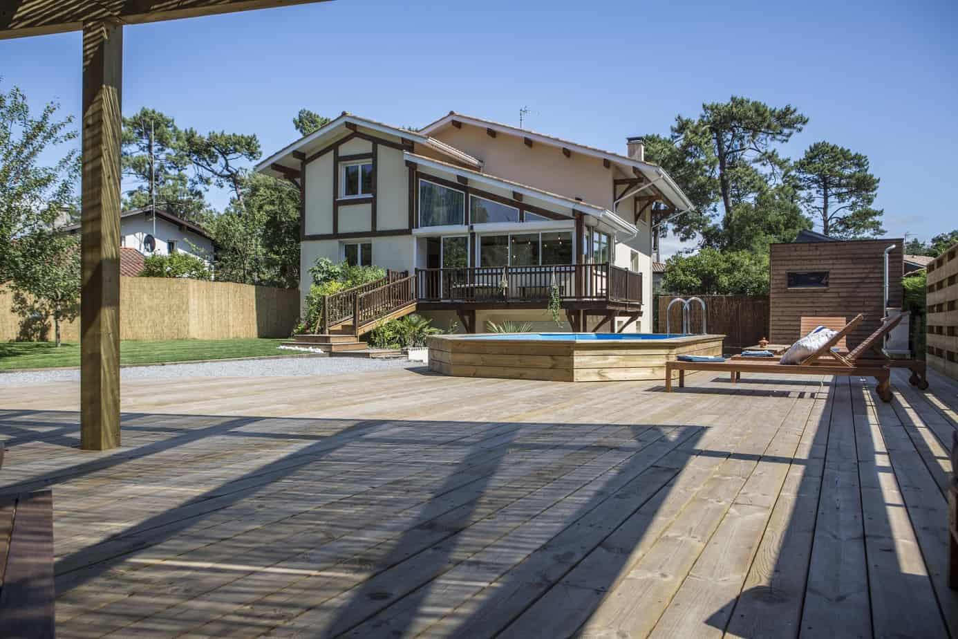 Ocean garden capbreton bed and breakfast chambre d 39 hote - Office de tourisme capbreton ...